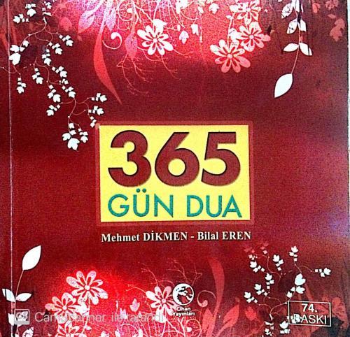 365 Gün Dua %45 indirimli Mehmet Dikmen