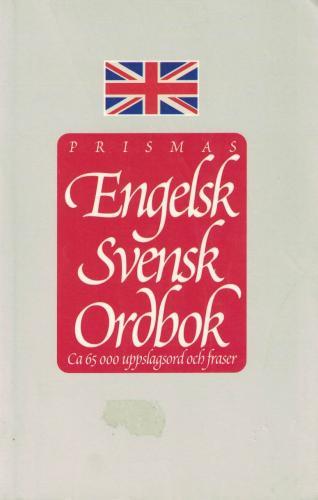 Engelsk Svenk Ordbok