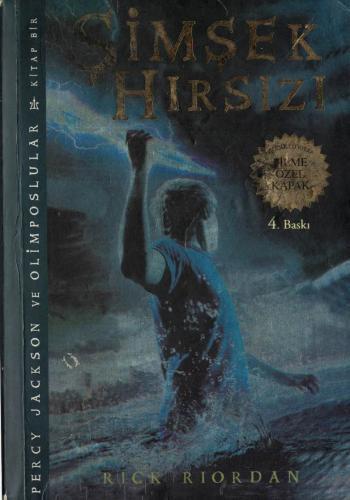 Şimşek Hırsızı / Percy Jackson ve Olimposlular
