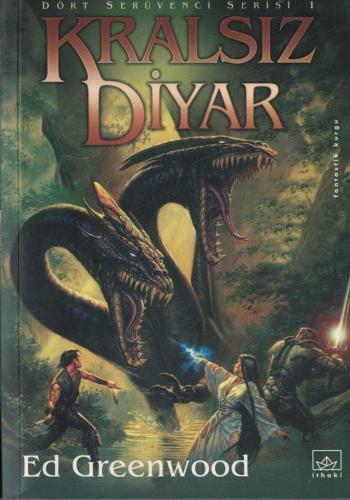 Kralsız Diyar Dört Serüvenci Serisi 1