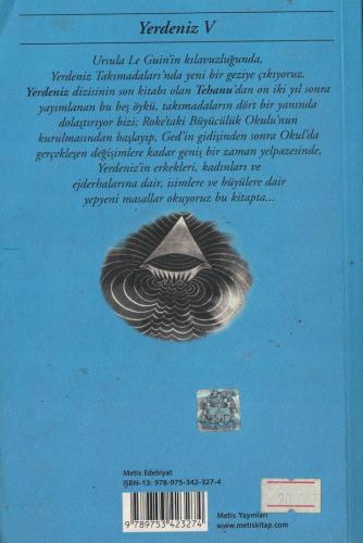 Yerdeniz Öyküleri Ursula K.Leguin