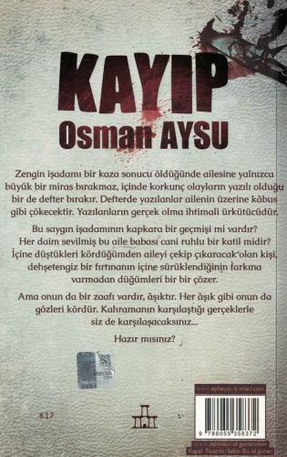 Kayıp %56 indirimli Osman Aysu