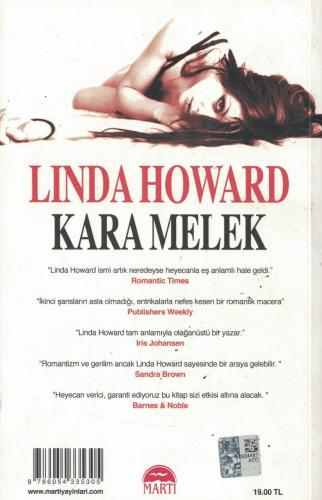 Kara Melek %65 indirimli Linda Howard