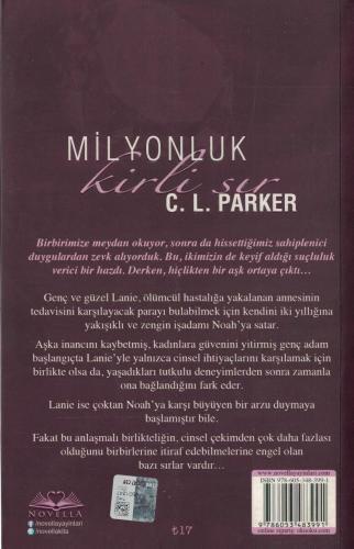 Milyonluk Kirli Sır %46 indirimli C.L. Parker