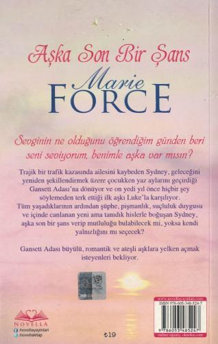 Aşka Son Bir Şans %42 indirimli Marie Force