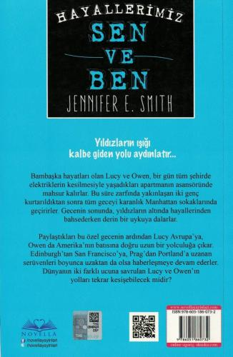 Hayallerimiz Sen ve Ben %44 indirimli Jennifer E.Smith