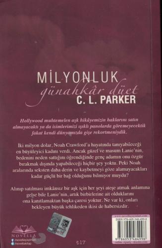 Milyonluk Günahkar Düet %44 indirimli C.L. Parker