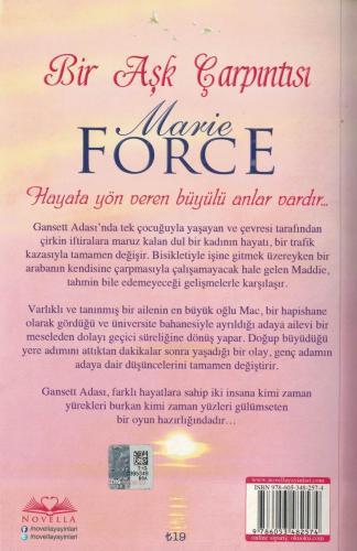Bir Aşk Çarpıntısı %44 indirimli Marie Force