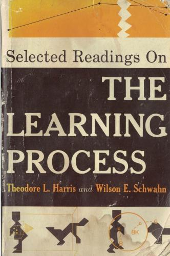 The Learning Process Selected Readings On