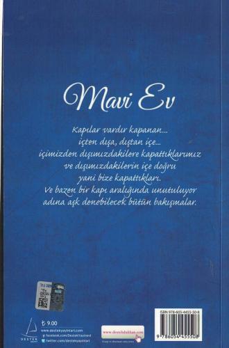 Mavi Ev %64 indirimli Kahraman Tazeoğlu