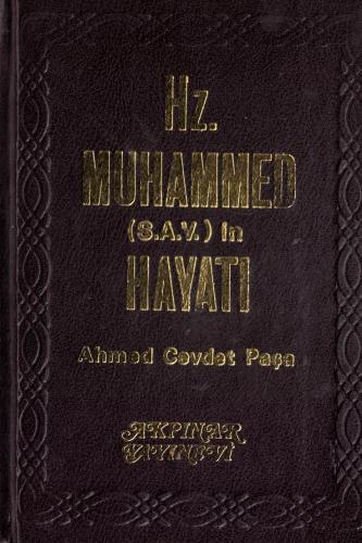 Hz.Muhammed (S.A.V) İn Hayatı %40 indirimli Ahmed Cevdet Paşa