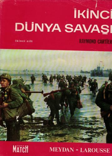 İkinci Dünya Savaşı 2.Cilt Takım %26 indirimli Raymond Cartier