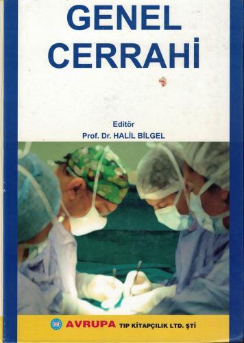 Genel Cerrahi %52 indirimli Halil Bilgel
