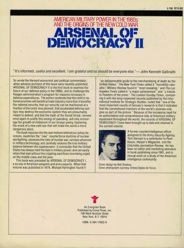 Arsenal of Democracy II: American Military Power in the 1980s and the