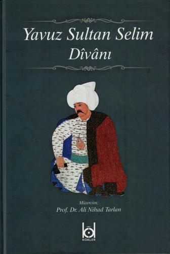 Yavuz Sultan Selim Divanı (Ciltli) %40 indirimli Yavuz Sultan Selim