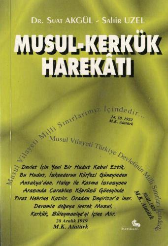 Musul - Kerkük Harekatı