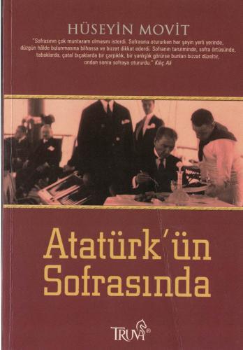 Atatürk'ün Sofrasında
