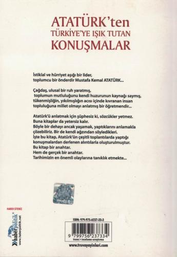 Atatürk'ten Türkiye'ye Işık Tutan Konuşmalar %45 indirimli Doç. Dr. Ha