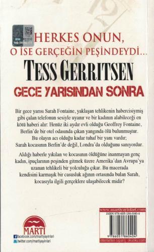 Gece Yarısından Sonra %52 indirimli Tess Gerritsen