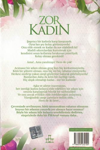 Zor Kadın (Ciltli) %42 indirimli Fatih Murat Arsal