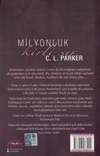Milyonluk %48 indirimli C. L. Parker