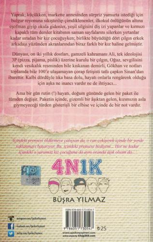 4N1K %65 indirimli Büşra Yılmaz