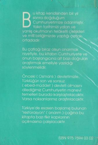 Temellerin Duruşması %65 indirimli Ahmet Kabaklı
