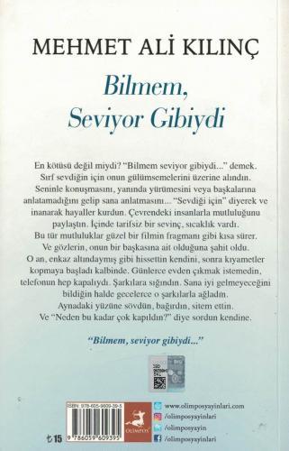 Bilmem, Seviyor Gibiydi %55 indirimli Mehmet Ali Kılınç