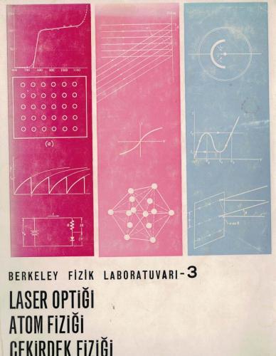 Berkeley Fizik Labaratuvarı - 3 Laser Optiği Atom Fiziği Çekirdek Fiziği Yarı İletkenler Elektroniği