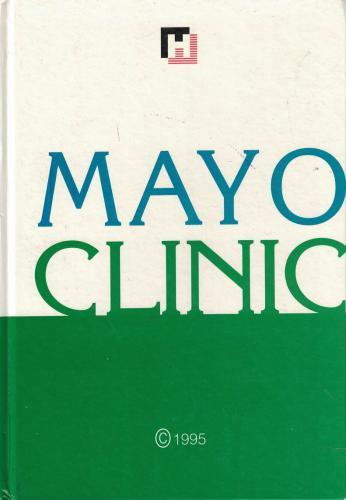 Mayo Clinic 3 Cilt(CİLTLİ)