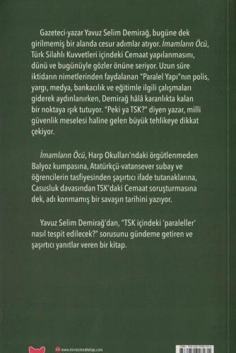 İmamların Öcü Türk Silahlı Kuvvetleri'nde Cemaat Yapılanması %60 indir