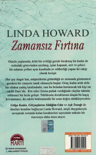 Zamansız Fırtına %40 indirimli Linda Howard