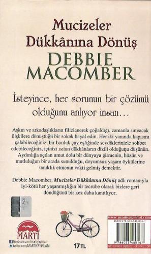 Mucizeler Dükkanına Dönüş %50 indirimli Debbie Macomber