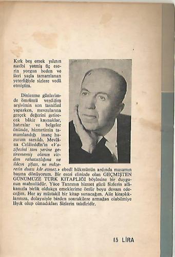 Atatürk'ün Yarıda Bıraktıklarını Tamamlayacak Olanın Not Defteri %50 i
