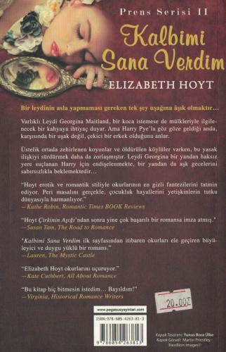 Kalbimi Sana Verdim %49 indirimli ELIZABETH HOYT