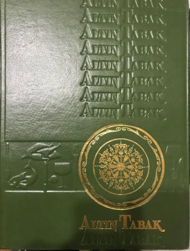 Altın Tabak Yemek Ansiklopedisi (5 Cilt Takım)