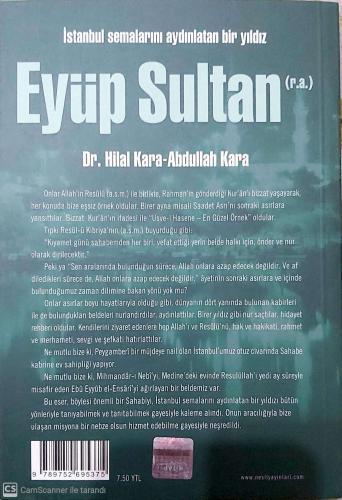 Eyüp Sultan %18 indirimli Dr.Hilal Kara -Abdullah Kara