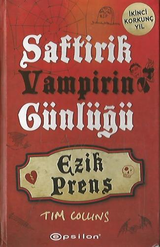 Saftirik Vampirin Günlüğü Ezik Prens