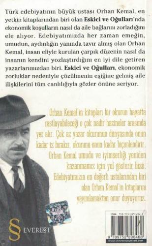 Eskici ve Oğulları (Cep Boy) %64 indirimli Orhan Kemal
