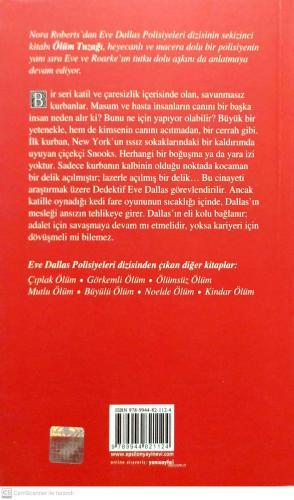 Ölüm Tuzağı Nora Roberts