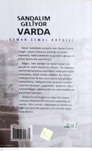 Sandalım Geliyor Varda Osman Cemal Kaygılı