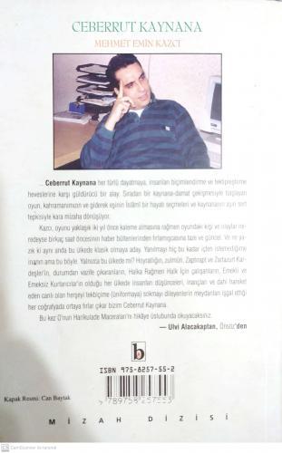Ceberrut Kaynana Mehmet Emin Kazcı