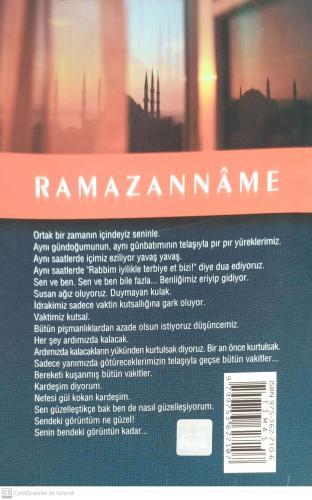 Ramazanname Fatma Barbarosoğlu