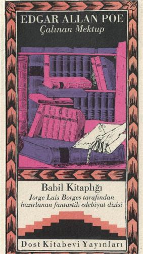 Çalınan Mektup (Babil Kitaplığı)