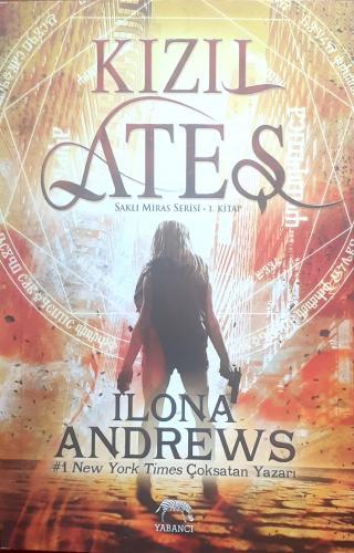 Kızıl Ateş Ilona Andrews