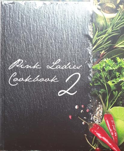 Pink Ladies CookBook 2 Kollektif