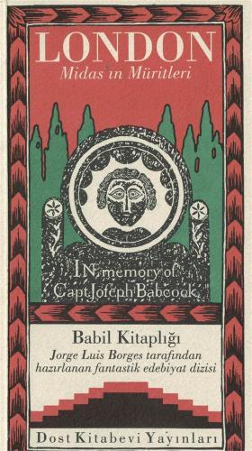 Midasın Müritleri - Babil Kitaplığı