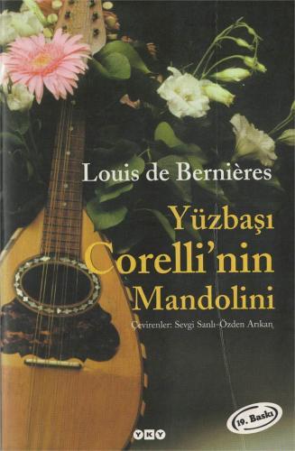 Yüzbaşı Corelli'nin Mandolini %45 indirimli Louis de Bernieres