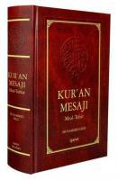 Kur'an Mesajı - Meal-Tefsir (Orta Boy 2.Hamur)