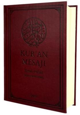 Kur'an Mesajı Meal-Tefsir Büyük Boy